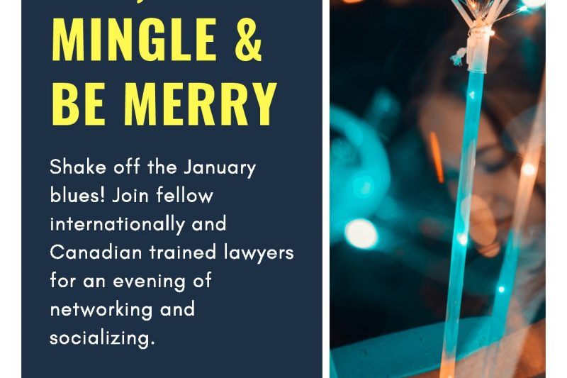 Mix, Mingle & Be Merry with GLC Ontario